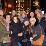 Michael Kors' Social Team on the WindowsWear Tour